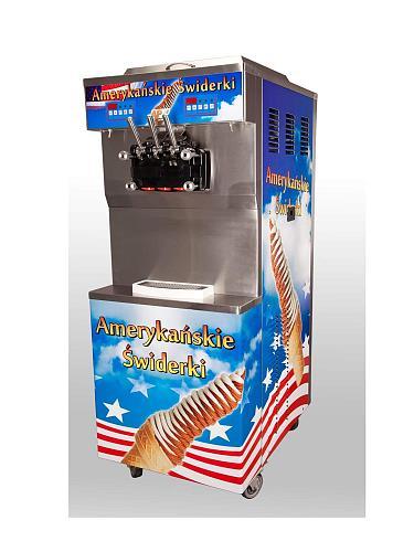 Maszyna do lodów amerykańskich AP Ice cream N8640W