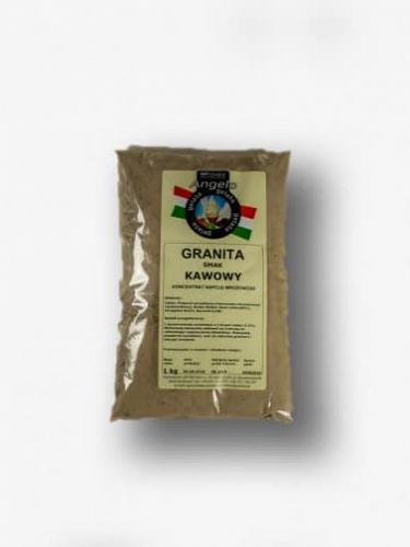 Granita smak KAWOWY