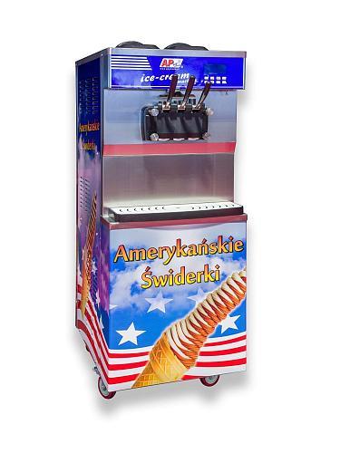 Maszyna do lodów amerykańskich AP ice-cream 3250S