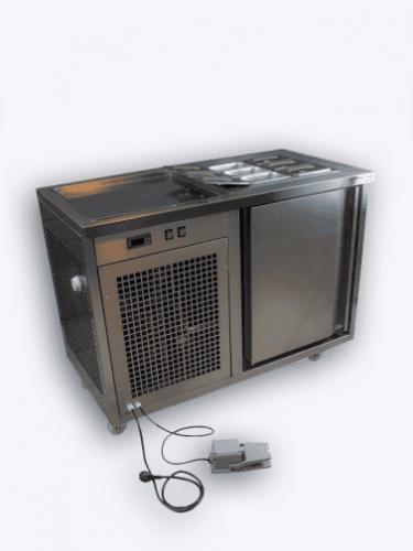 Maszyna do lodów tajskich AP 2218