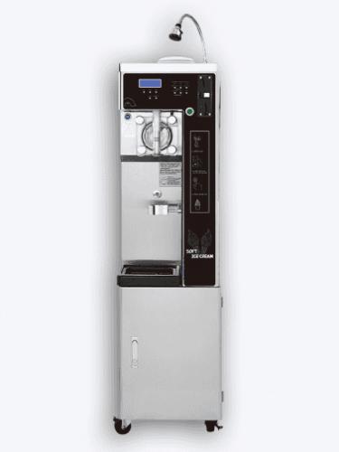 Maszyna do lodów samoobsługowa Ap ice-cream Iceself1