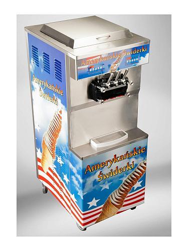 Maszyna do lodów amerykańskich AP Ice cream N8640