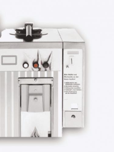 Automat do przyjmowania monet