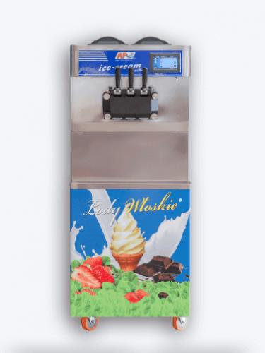 Maszyna do lodów włoskich AP ice-cream 3250AN